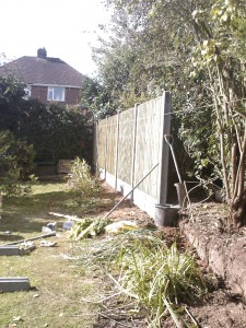coventry featheredge fence 1